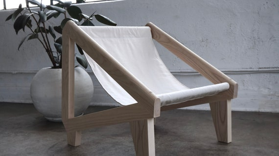 Strange Modern Lounge Chair Accent Chair Sling Chair Minimalist Chair Midcentury Modern Bohemian Chair Modern Lounge Chair Inzonedesignstudio Interior Chair Design Inzonedesignstudiocom