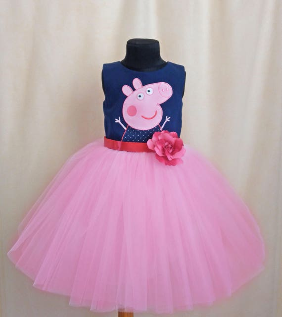 Peppa Pig Girls Beautiful Summer Dress