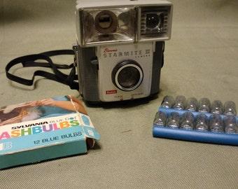 Vintage Kodak Brownie Starmite II Camera