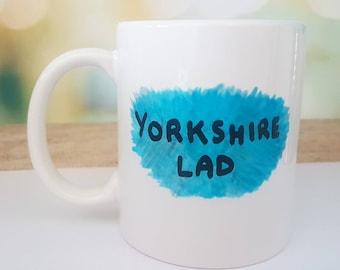 4c43336a356 Yorkshire mug | Etsy