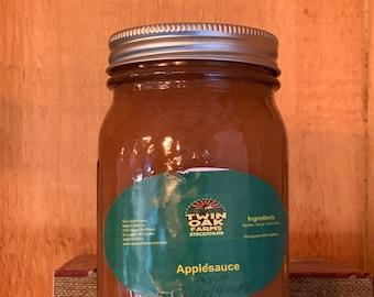 Applesauce - Farm Fresh