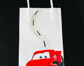 Cars - paper bag customized