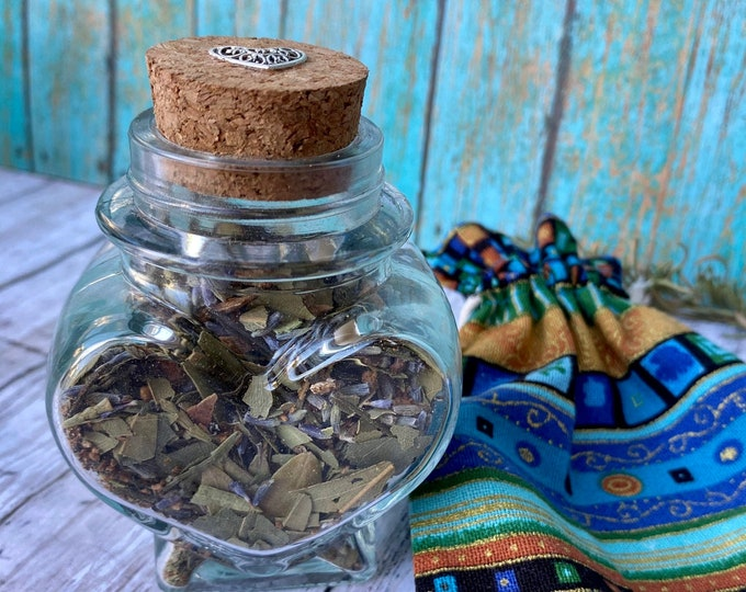 Herbal Blend for Remembering, Ancestral Wisdom, Energy Clearing