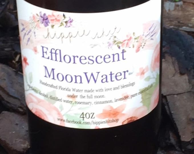 Efflorescent Moon Water, Florida Water