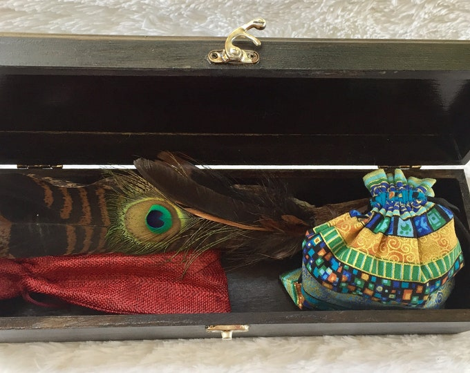 Shaman Healer Wooden Box Set