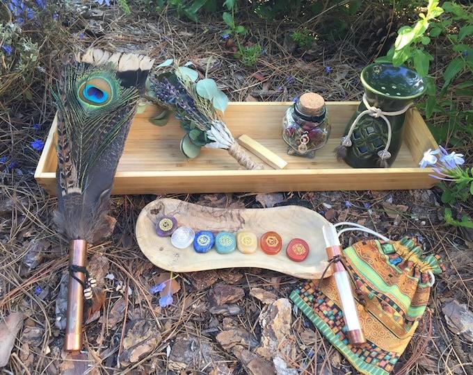 Energy Healer Tool Kits with Pendulum