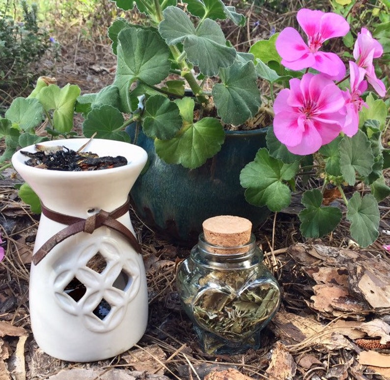 Multi-use Loose Herb Burner for Crushed Herbs Resins and/or image 0