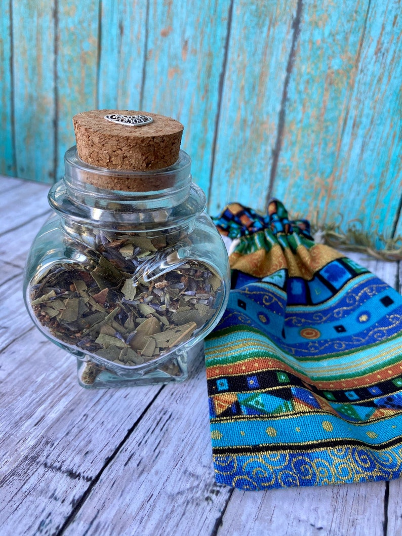 Herbal Blend for Remembering Ancestral Wisdom Energy image 0