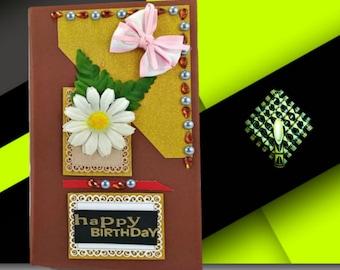 Birthday gift box. Photo box. Daughter gift box. Wife gift box. Stationery card box. Memory photo box. Presentation box. Gift box set.