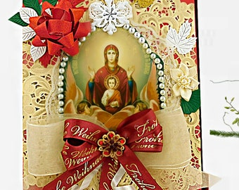 Christian cards & boxes
