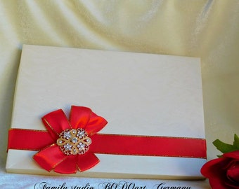 Luxury card/photo boxes