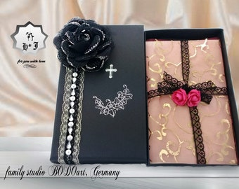 Keepsake card box. Sympathy card holder. Condolence gift. Sympathy favor box. Memorial gift. Sympathy gift. Funeral gift. Favor box.