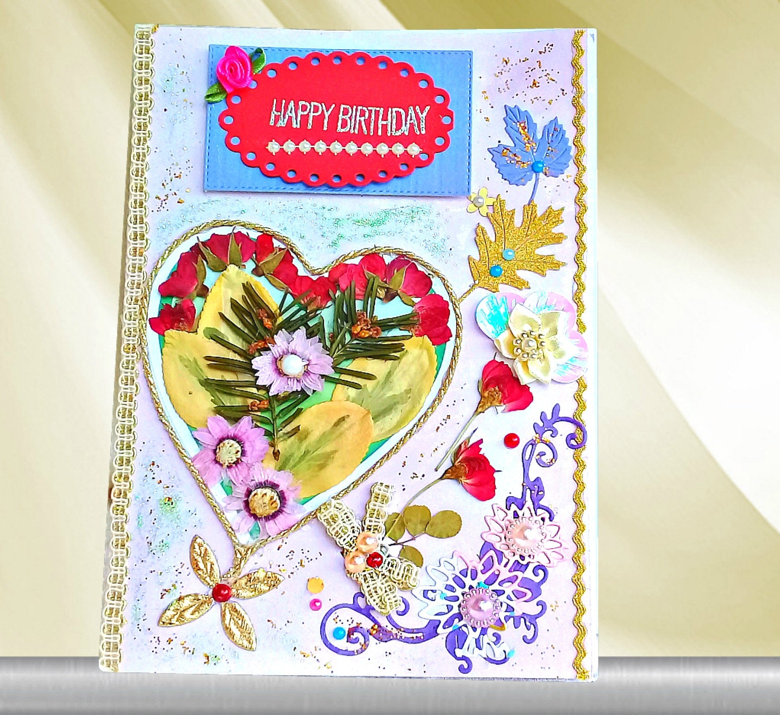 Happy Birthday Cards Mom Wife Card For