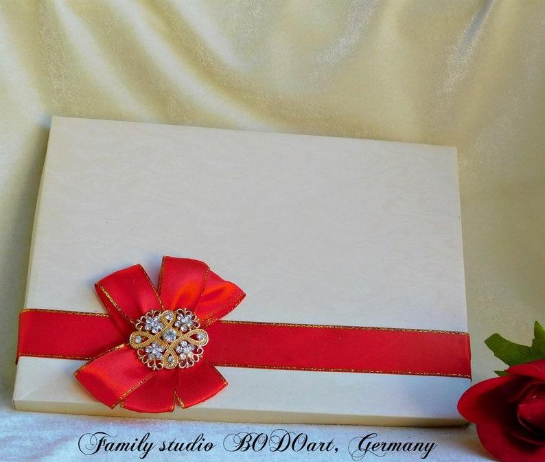 Luxury card box Valentines card box Bride card box Greeting card box Wedding card box Love card box. Box with a bow Stationary box