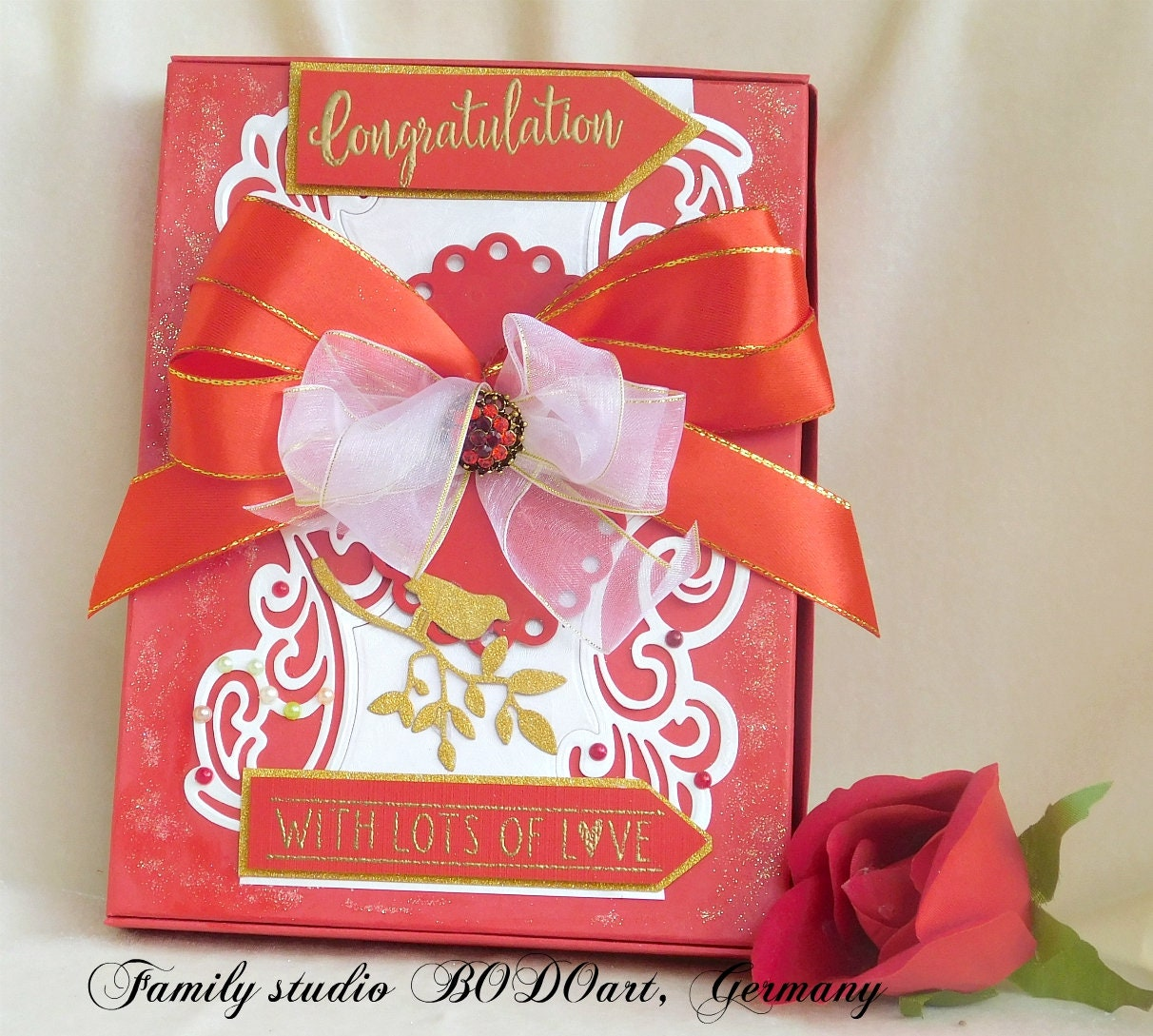 Card Box Wedding Card Box Wedding Gift Box Gift Wrapping Gift
