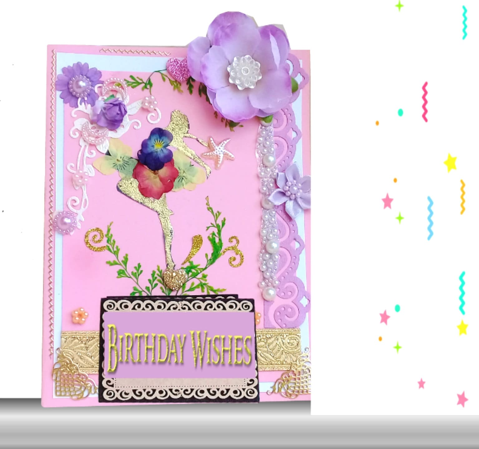 Teen Girl Birthday Boxed Card Teenager Gift Friend Wife For Her Sister