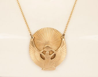Isis Ra Rays Necklace