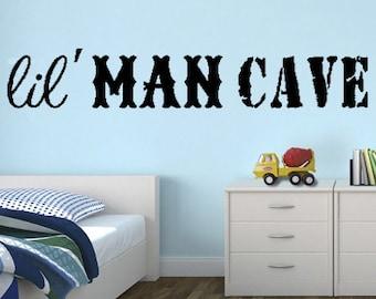 Man Caves Ni : Man cave decals etsy