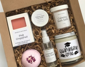 Graduation Gift for Daughter from Mom, Quarantine Grad, Graduation Gifts for her, Spa Gift Set