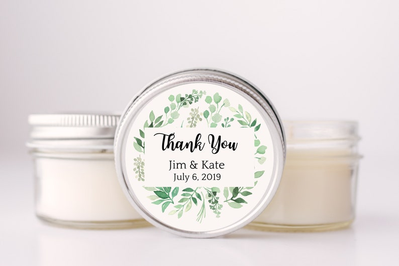 12  Wedding Favor Candles wedding Gift for guests Candles  image 0