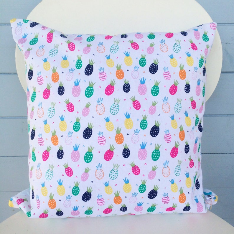Pineapple Pillow Tropical Fruit Cushion Party Cushion Gift image 0