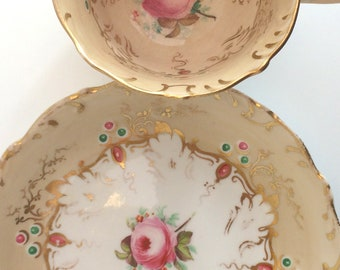 Pretty Vintage Cup and Saucer