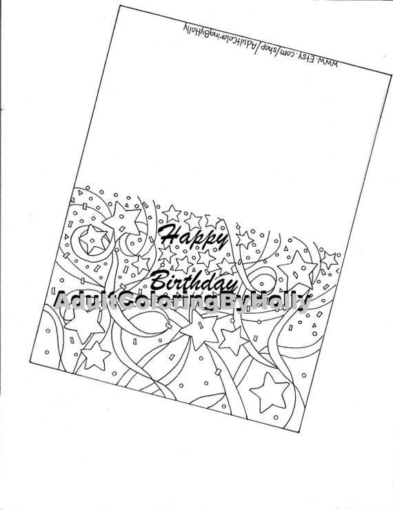 Página para colorear para imprimir Digital descargar la   Etsy