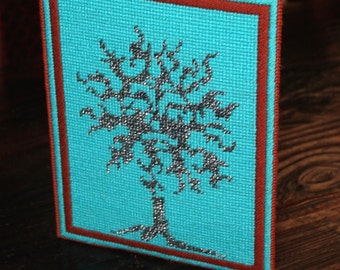 Tapestry Journal Cover - Tree of Life