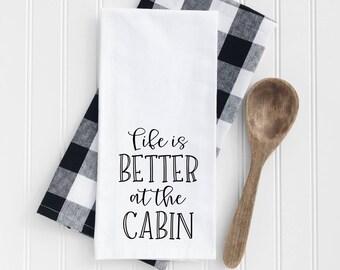 Modern Cabin Decor Etsy