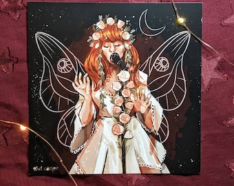 Florence Welch Square Print