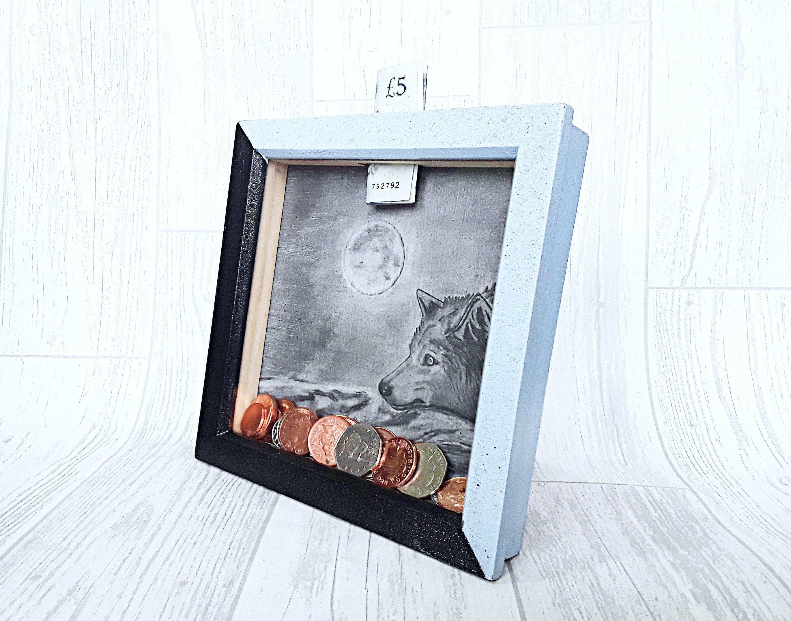 Money Box Frame Saving Fund Holiday Fund Wedding Savings Fund