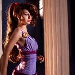 Megara Meg Disney Wig