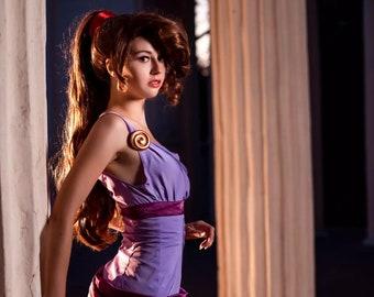 Megara Meg princess Hercules cosplay costume