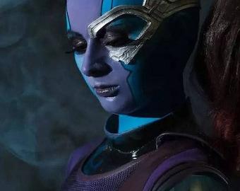 Nebula Galaxy Guardian cosplay costume Galaxy