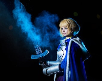Saber Fate Stay Night Anime Cosplay Costume