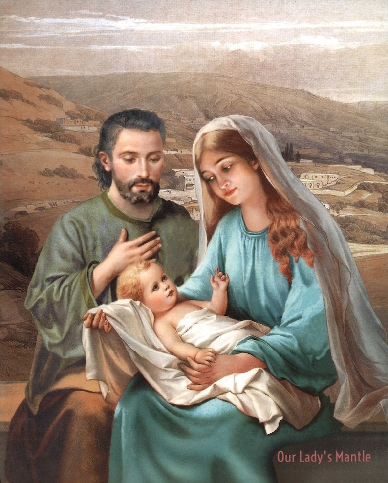 How old were mary and joseph when they had jesus
