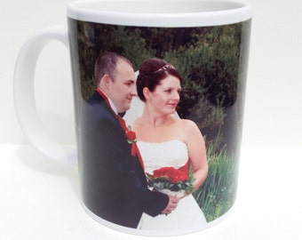 Personalised PHOTO Mug - Send us your PHOTO and we will print it on a MUG.