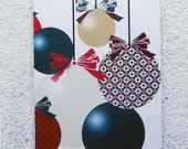 Christmas card, Tradition...
