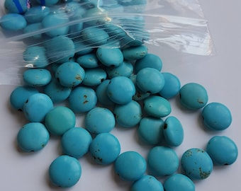 Crafting Supplies - Turquoise Stone Beads
