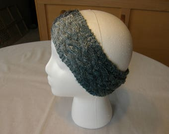 Ear Muff / Hand Knit / Ear Warmer