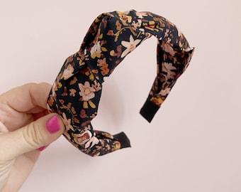 Autumn Floral Headband