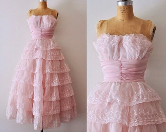 b6e36faf30 50s tea length dress
