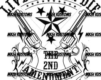 Patriotic Svg/2nd Amendment Svg/Patriotic Vector/4th of July Svg Files/Cricut Files Svg/Gun Svg Files/ Patriotic Svgs/ Dont Tread On Me Svg