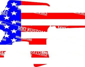 American Flag Svg/ USA Flag Svg/ Gun Svg/ Gun Svgs/ Dont Tread On Me Svg/2nd Amendment Svg/ Second Amendment Svg/ Gun Rights/ Patriotic Svg/