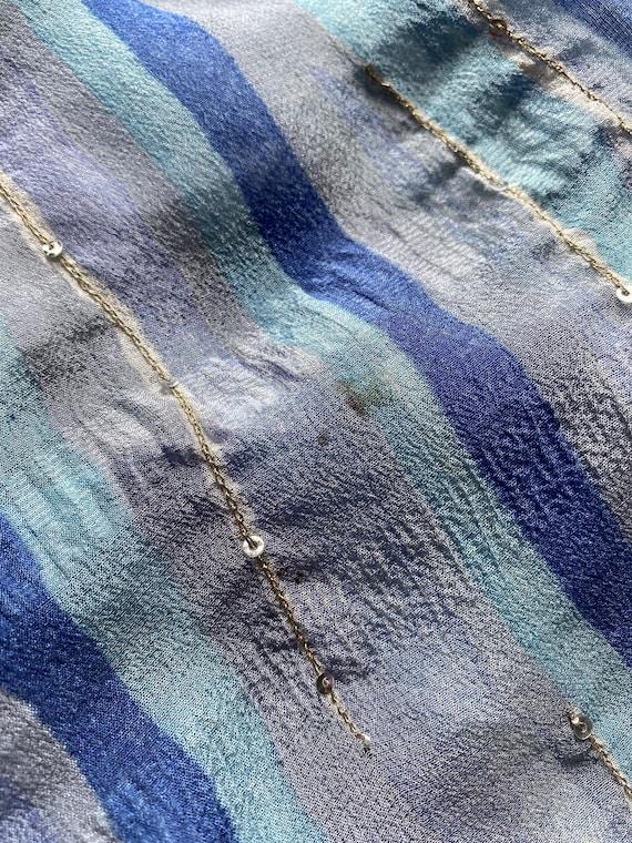 Vintage Ritu Kumar silk midi skirt // Vintage ind… - image 8