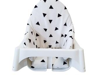 IKEA Highchair Cushion,  High chair Pad, İkea Antilop Pad, Antilop Highchair Cushion,  Baby Highchair Pad, GEO Highchair Pad