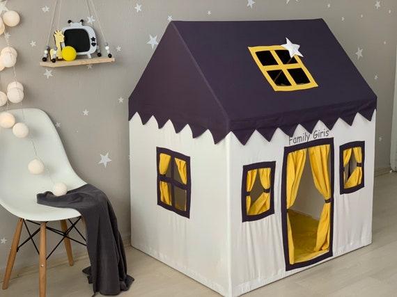 Baumwoll Spielhaus Zelt Indoor Playhouse Teepee Mint Tipi | Etsy