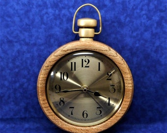 ade29d93b4ca Pocket Watch Wall Clock