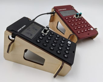 Pocket Operator Stand - Single - Angled - for all Teenage Engineering PO models