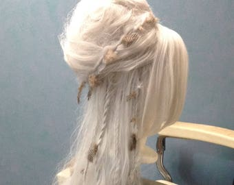 Cosplay Steampunk Synthetic Wig